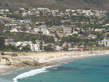 Camps Bay Royalty Free Stock Images