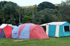 Campsite Royalty Free Stock Photo