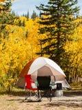 campsite imagen de archivo libre de regalías