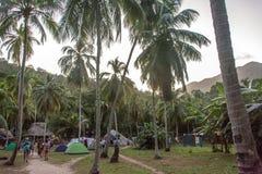 campsite images libres de droits