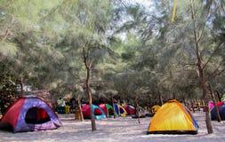 campsite fotos de archivo libres de regalías