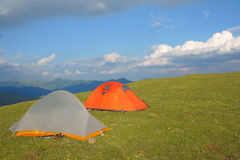 Campsite Stock Photography