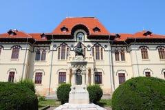 Campulung,罗马尼亚 免版税库存照片