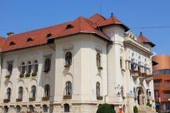 Campulung, Ρουμανία στοκ φωτογραφία