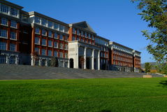 Campus building. Building on a college campus in china Stock Photography