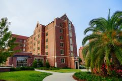 Florida State University. Campus building at Florida State University Royalty Free Stock Photos