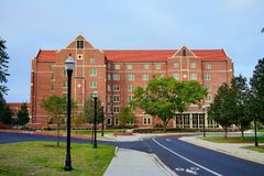 Florida State University. Campus building at Florida State University Stock Photos