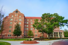 Florida State University. Campus building at Florida State University Stock Photo