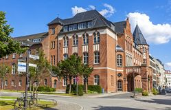 Campus Charite Mitte of Charite Universitatsmedizin Berlin, Germ Stock Images