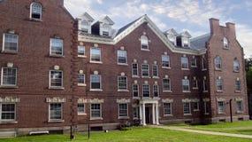 Campus d'université de Dartmouth Photographie stock
