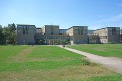 Campus de Colonia Foto de archivo libre de regalías