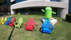 Campus de Google Mountain View metrajes