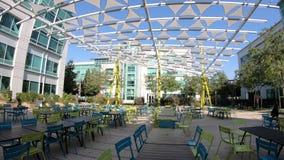 Campus de la tecnología de Google almacen de video