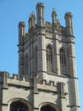 Campus de la Universidad de Chicago fotografía de archivo libre de regalías