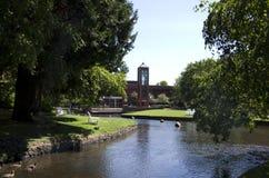 Campus de la universidad de Oregon Fotografía de archivo