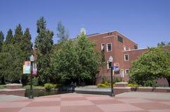 Campus de la universidad de Oregon Fotos de archivo