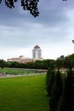 Campus de la universidad de Xiamen Fotografía de archivo libre de regalías