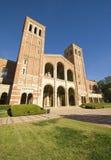 Campus de Los Angeles d'Université de Californie Image stock