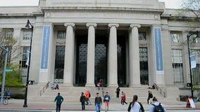 Campus de Massachusetts Institute of Technology (MIT), Boston, los E.E.U.U., almacen de metraje de vídeo