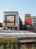 Campus de Thomas More University College en Mechelen fotografía de archivo
