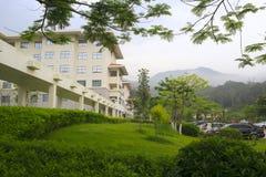 Campus del instituto de la administración de Xiamen Fotografía de archivo