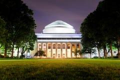 Campus del MIT de Boston fotos de archivo libres de regalías