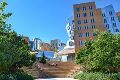 Campus del MIT de Massachusetts Institute of Technology en Cambridge Massachusetts foto de archivo libre de regalías