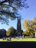 Campus of Duke University, Durham, North Carolina Stock Photos
