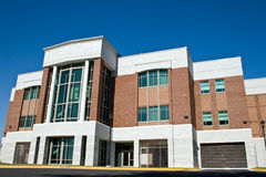 Campus-Gebäude - Universität stockbilder