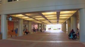 Campus internacional de la Universidad de la Florida metrajes