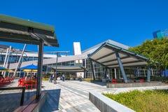 Campus la Californie de Googleplex Image libre de droits