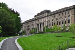 Campus landscape Stock Photos