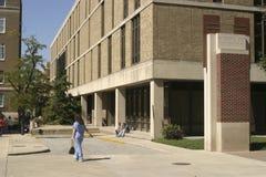 Campus médico Fotos de archivo