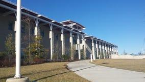 Campus-Mitte Lizenzfreie Stockfotos