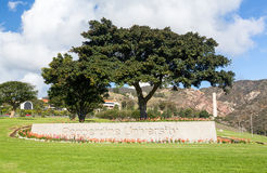 Campus at Pepperdine University Royalty Free Stock Image