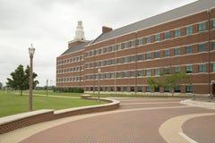 Campus universitário bonito de Baylor Fotografia de Stock Royalty Free