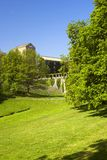 Campus universitaire photographie stock