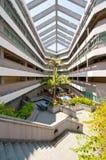 Campus universitario Fotografia Stock