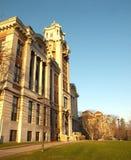 Campus universitario de Syracuse Imágenes de archivo libres de regalías