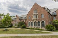Campus universitario dello stato del Michigan Immagine Stock Libera da Diritti