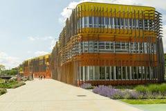 Campus universitario di Vienna Fotografie Stock Libere da Diritti