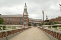 Campus universitário agradável de Baylor Imagem de Stock Royalty Free