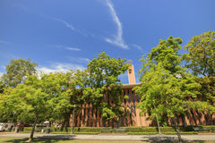 Campus of the University of Southern California Stock Image