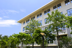 Campus of xiamen administration institute Stock Images