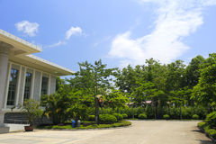 Campus of xiamen administration institute Royalty Free Stock Photography