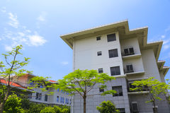 Campus of xiamen administration institute Stock Photography