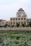 Campus of xiamen university Stock Photos