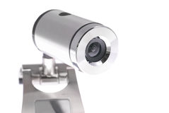 Caméra web Images libres de droits