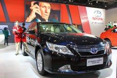 Camry hev van Toyota Royalty-vrije Stock Fotografie