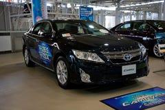2017 Camry Toyota samochód Japonia Obrazy Stock